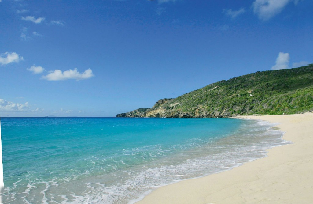A-picture-of-the-caribbean-ocean