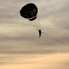 When to try parasailing?