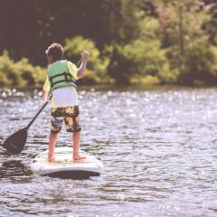 A closer look at stand up paddleboarding